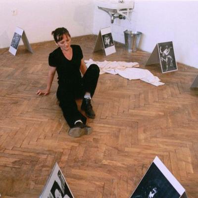 Objektek, installációk, performanszok